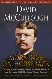 Marnings on Horseback by David McCullough